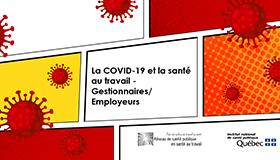 Formation COVID-19 et santé au travail pour les gestionnaires