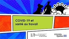 Formation COVID-19 et santé au travail pour les employés