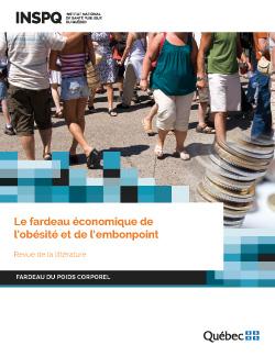 Le fardeau économique de l'obésité et de l'embonpoint : revue de la littérature