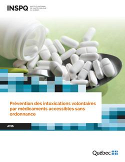 Prévention des intoxications volontaires par médicaments accessibles sans ordonnance