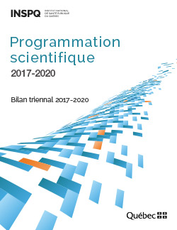 Programmation scientifique 2017-2020 : bilan triennal 2017-2020