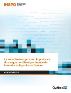 La sécurité des cyclistes : importance du casque de vélo et pertinence de le rendre obligatoire au Québec