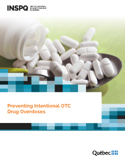 Preventing Intentional OTC  Drug Overdoses