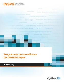 Programme de surveillance  du pneumocoque