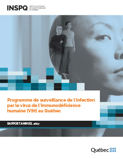 Programme de surveillance de l'infection  par le virus de l'immunodéficience humaine (VIH) au Québec