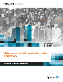 Material and social deprivation index: A summary