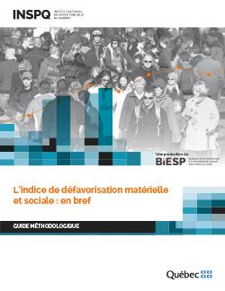 L'indice de défavorisation matérielle et sociale : en bref