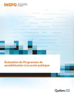 Évaluation du Programme de sensibilisation à la santé publique