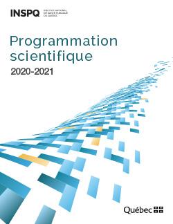 Programmation scientifique 2020-2021