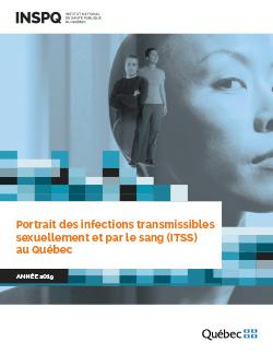 Portrait des infections transmissibles sexuellement et par le sang (ITSS)  au Québec