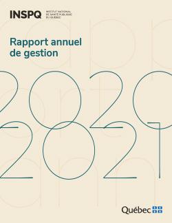 Rapport annuel de gestion 2020-2021