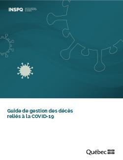 Guide de gestion des décès reliés à la COVID-19
